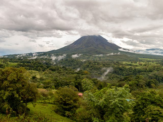 All About Arenal Volcano
