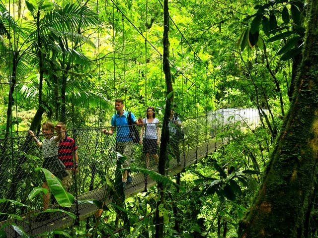 What makes Costa Rica the most eco-friendly destination to visit?