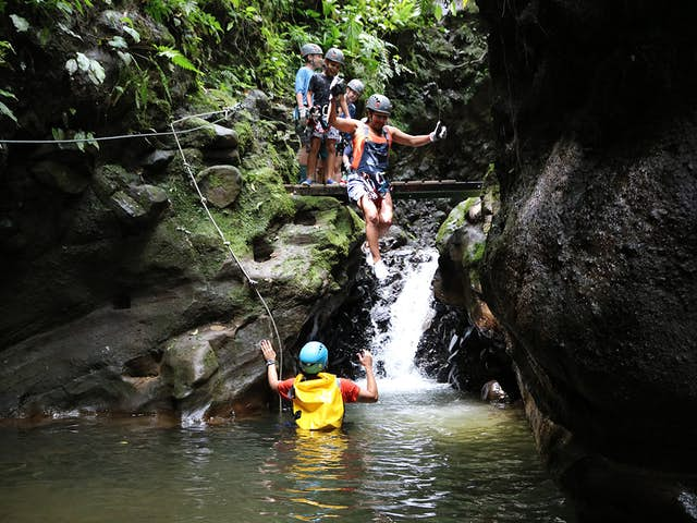5 tips for canyoning first-timers.