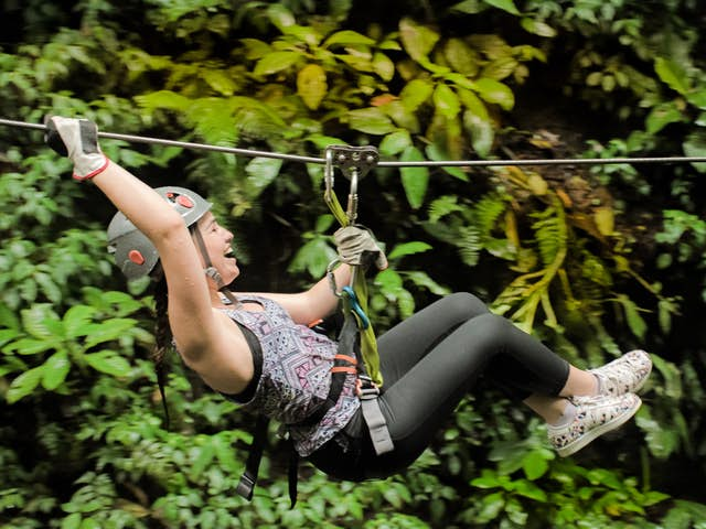5 Tips for Ziplining near Arenal Volcano