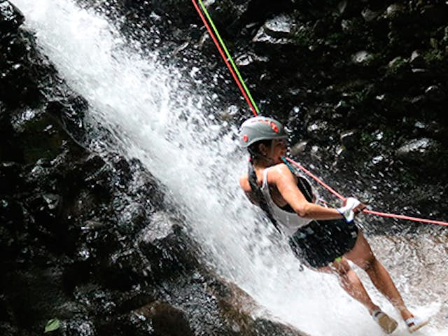 How and Where to Go Canyoning in Costa Rica