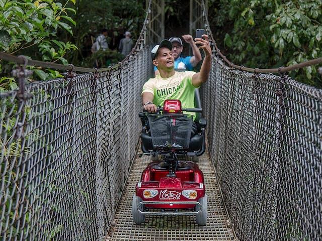5 accessible tourism experiences to enjoy at Mistico Park