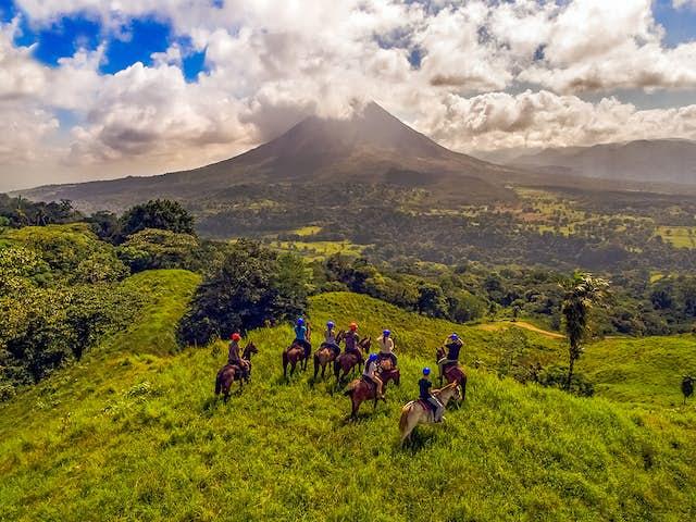 5 tourist destinations to visit in Costa Rica