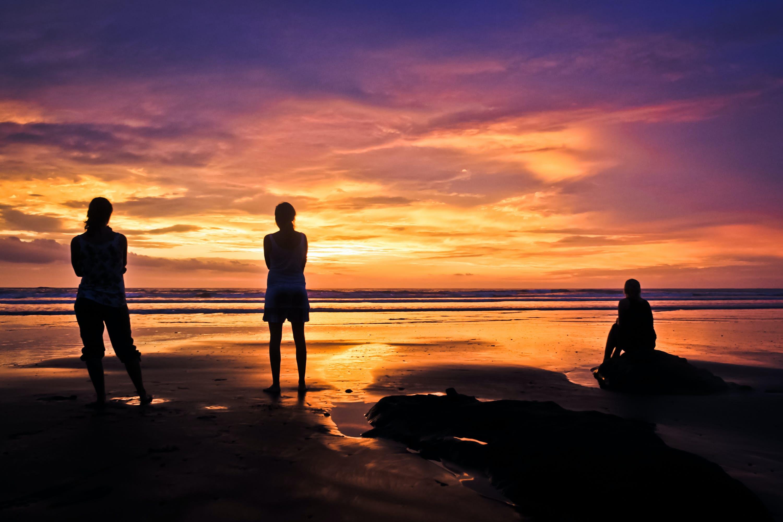 Beautiful beaches in Costa Rica