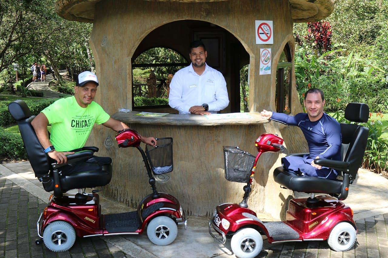 Mistico Park supports inclusive tourism