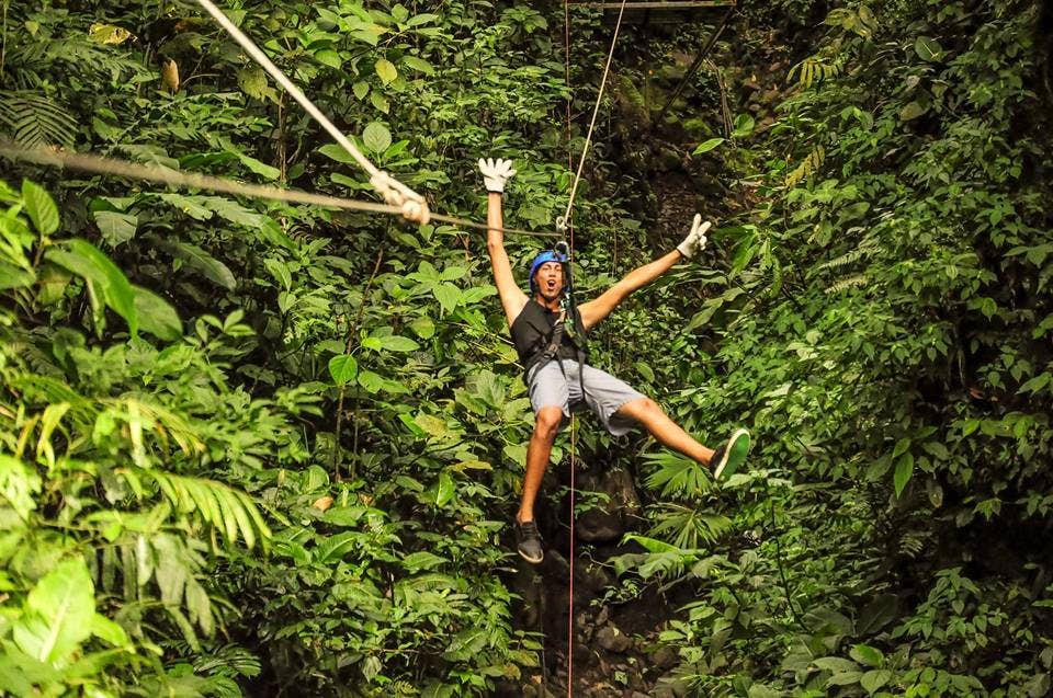 Adventures Tours at Mistico Park