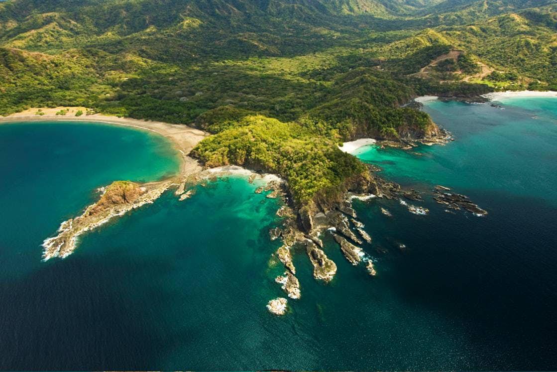 Manuel Antonio beach, Costa Rica.